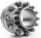 Изолирующие фланцевые соединения ИФСТ-В сталь 09Г2С