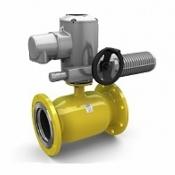 Краны шаровые LD для газа под электропривод/пневмопривод